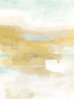 Citron Vista I Fine-Art Print