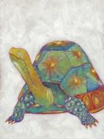 Turtle Friends II Fine-Art Print