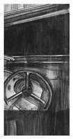 Vintage Cockpit III Fine-Art Print