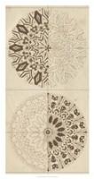 Sacred Geometry Sketch I Fine-Art Print