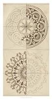 Sacred Geometry Sketch II Fine-Art Print