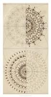 Sacred Geometry Sketch III Fine-Art Print