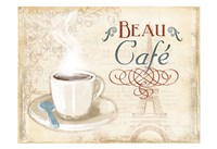 Beau Cafe Fine-Art Print