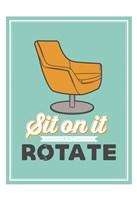 Sit On It Fine-Art Print