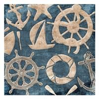 Sea Icons Fine-Art Print