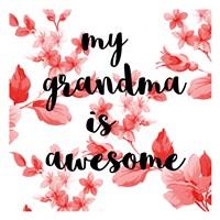 Awesome Grandma Fine-Art Print
