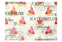 Watermelon Summer 2 Fine-Art Print