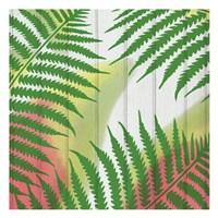 Tropical  Leaves 2 Fine-Art Print