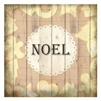 Christmas Noel Fine-Art Print