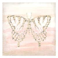 Butterfly Script 3 Fine-Art Print