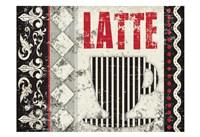 Latte Sipping 3 Fine-Art Print