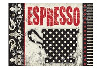 Expresso Buenisimo 3 Fine-Art Print