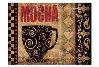 Mocha Chocolat 2 Fine-Art Print