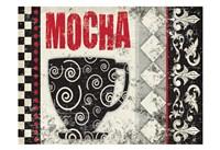Mocha Chocolat 3 Fine-Art Print