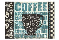Caffeinated Expressions 2 Fine-Art Print