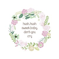 Baby Hush 1 Fine-Art Print