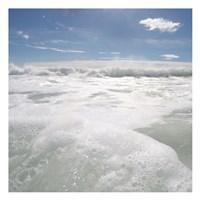 Bubbles In The Sea 1 Fine-Art Print
