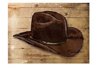 Sketched Hat Fine-Art Print