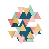 Floating Gems Fine-Art Print