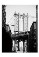 Manhattan Bridge 1 Fine-Art Print