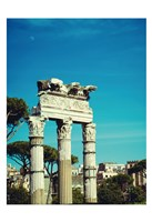 Roman Ruins Fine-Art Print