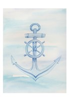 Coastal Anchor 1 Fine-Art Print
