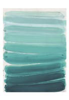 Ombre Teal Fine-Art Print