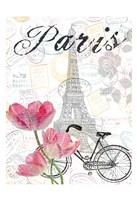 All Things Paris 2 Fine-Art Print