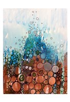Blue And Bronze Fine-Art Print
