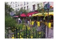Place Du Petitpont Fine-Art Print