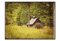 Country Barn 1 Vintage Fine-Art Print