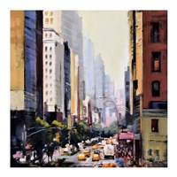 New York 4 Fine-Art Print