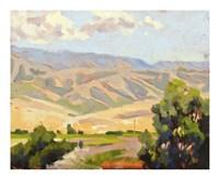 View from Amavi Fine-Art Print