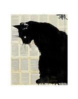 Black Cat Fine-Art Print