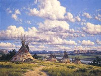 Blackfoot Country Fine-Art Print