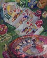 Casino Art Fine-Art Print