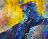 Black Panther Fine-Art Print