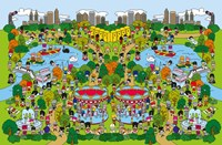 Toy Soldiers - Park Fine-Art Print