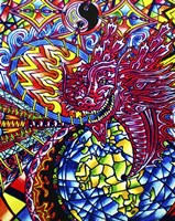 African Dragon Fine-Art Print