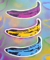 Banana Goes Pop Fine-Art Print