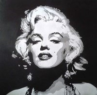 Hollywood icon Fine-Art Print