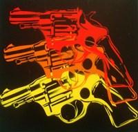 Pop Gun 1 Fine-Art Print