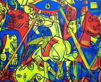 Guernica Graffiti Fine-Art Print