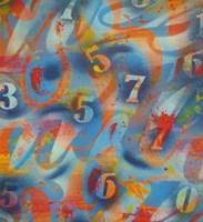 Numbers Fine-Art Print