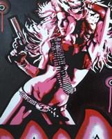 Revolver Girl 1 Fine-Art Print