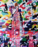 New York Camo Fine-Art Print