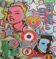 Pop Mix Fine-Art Print