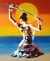 Samurai 2 Fine-Art Print