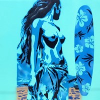 Tiki Surf Fine-Art Print