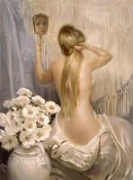 The Mirror Fine-Art Print